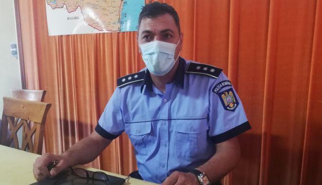 """Șeful IPJ Constanța, Adrian Constantin Glugă: """"Pe străzile din Constanța vor acționa polițiști în civil!"""" - fondpolitisticivilgluga12-1602180793.jpg"""
