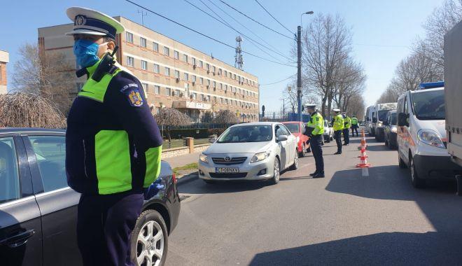 Tensiuni între polițiștii locali și cei naționali.