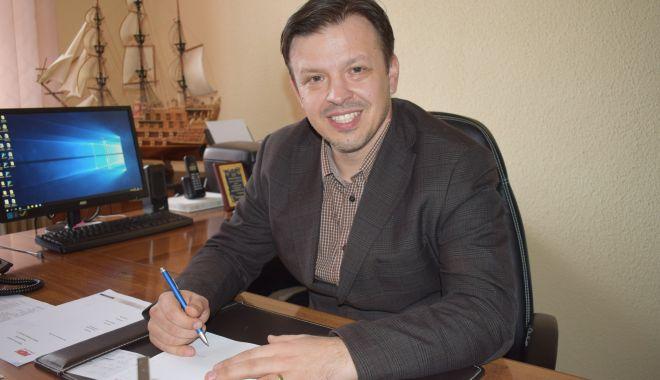 """Edilul Viorel Ionescu, de la Hârşova: """"PSD este un partid aflat într-o criză de lideri"""" - fondprimarharsova-1605293121.jpg"""