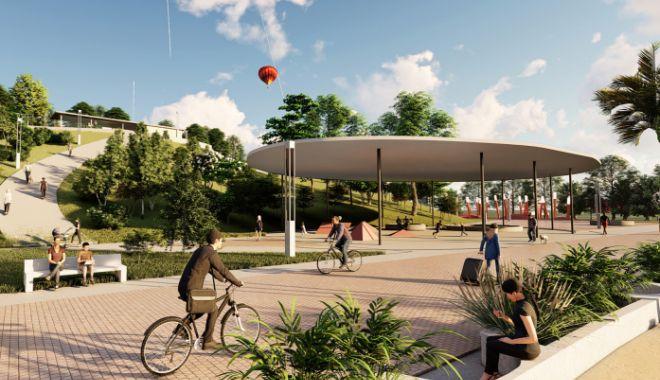 Transformare spectaculoasă a promenadei din Portul Tomis şi Plaja Modern. Ce propun arhitecţii - fondprint1transformarespectaculo-1614105227.jpg