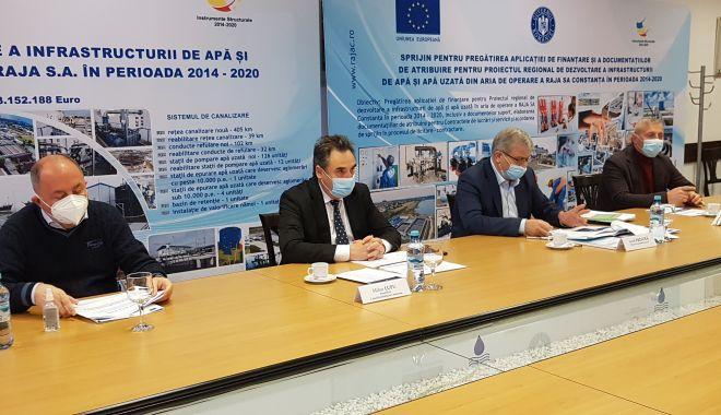 Infrastructură nouă de apă şi canalizare în mai multe comune din judeţul Constanța - fondprintinfrastructuranoua43-1617213135.jpg