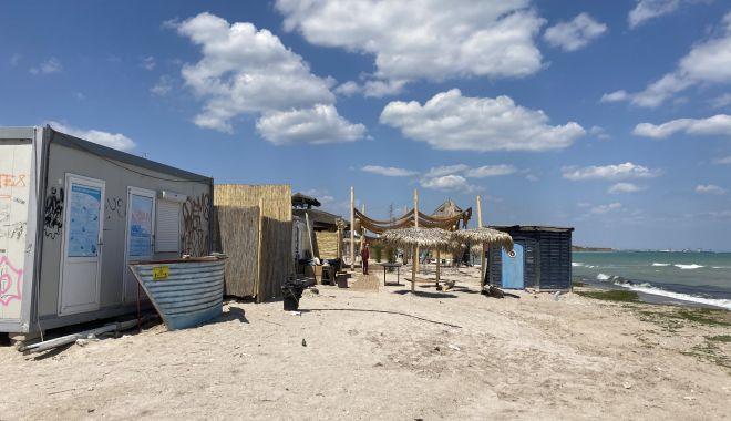 Vine minivacanţa de Paşte! Cum arată plajele de pe litoralul românesc - fondprintplajesistatiunile6-1619544780.jpg