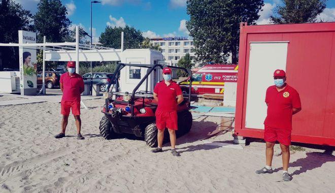 Drame pe litoral. Sute de strigăte de ajutor către salvatori, de la turiștii de pe plaje! - fondpuncteprimajutorsursaisudobr-1596564745.jpg