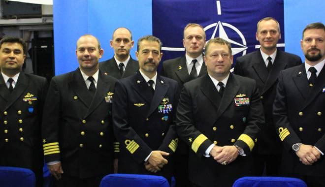 Foto: Aliații NATO, antrenamente pe Marea Neagră, la doi pași de… navele rusești!