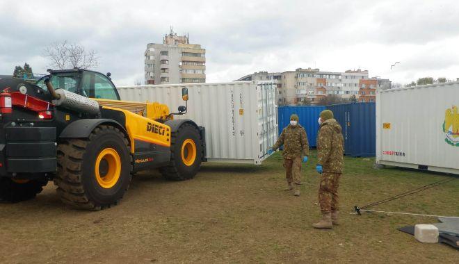 Ce pacienți vor ajunge la spitalul militar de pe stadionul