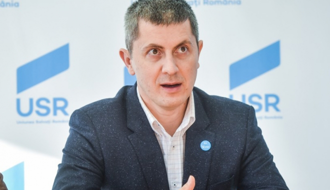 USR are un nou lider. Dan Barna: Vrem unitate în partid, dușmanul real pentru noi e PSD - fondusrdanbarna-1509280054.jpg