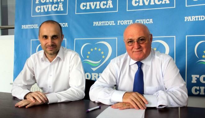 Mihai Petre, posibil candidat  la Primăria Constanța în 2016 - fortacivica-1368966626.jpg