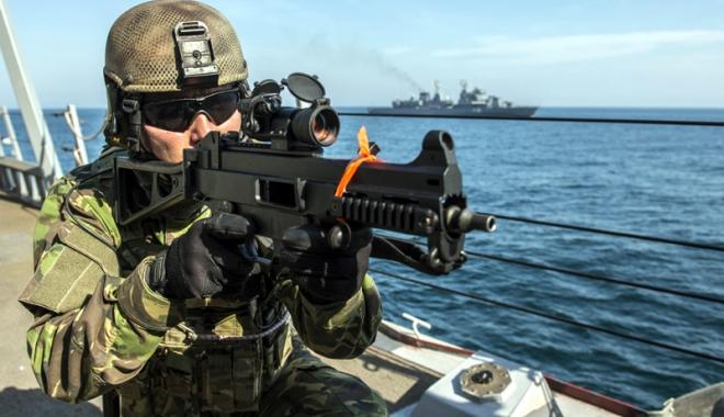 Foto: Forțele Navale Române vor participa la peste 50 de exerciții, în 2017