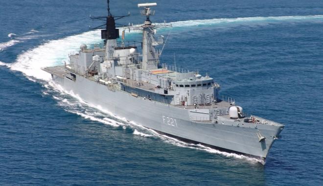 Foto: Forțele Navale Române coordonează unul dintre cele mai mari exerciții multinaționale în Marea Neagră