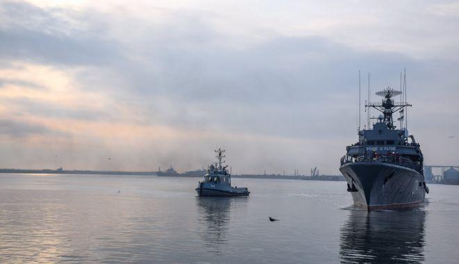 Forțele Navale Române, la comanda grupării navale permanente a NATO de luptă contra minelor - fortelenavaleromane-1578945362.jpg