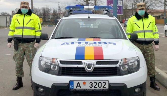 Foto: Poliția Militară, misiuni de ordine publică, în Constanța, Mangalia și Medgidia