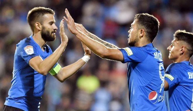 Foto: FC Viitorul a scăpat de Antwerp! Ce adversară va avea în Europa League
