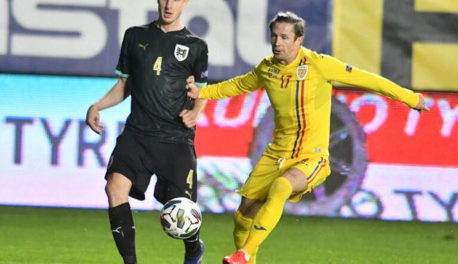 Fotbal, echipa naţională / Ne-a bătut şi Austria! Tricolorii, la a treia înfrângere consecutivă - fotbal1-1602744691.jpg