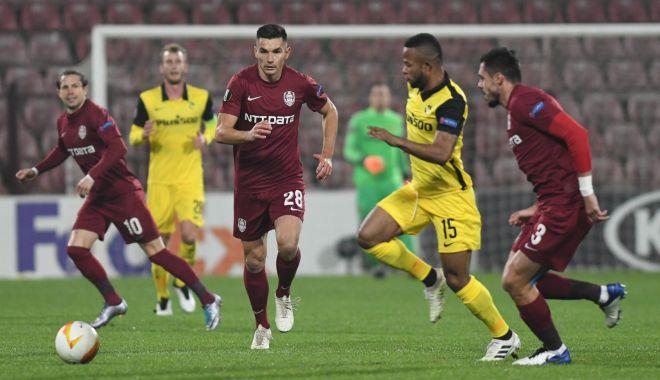 Fotbal, Europa League / CFR Cluj, remiză în duelul cu Young Boys Berna - fotbalcfr-1604052443.jpg