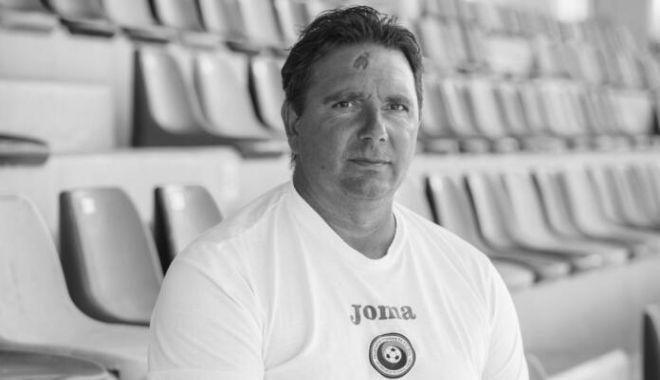 Fotbalul românesc, îndoliat. Un fost selecţioner a pierdut lupta cu virusul Covid-19 - fotbaldeces-1603355978.jpg