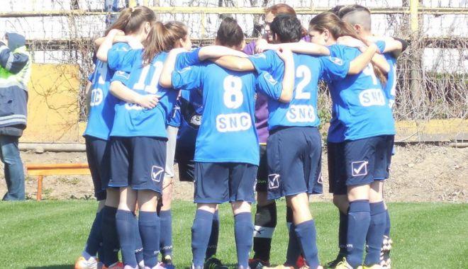 Foto: Decizie de ultimă oră. Ce se va întâmpla cu Liga I la fotbal feminin