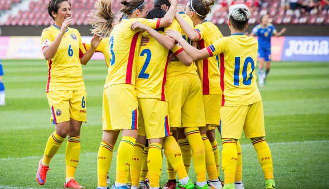 Fotbal feminin/ Victorie categorică a României în faţa Lituaniei în preliminariile EURO 2021 - fotbalfemininfrf-1603480322.jpg
