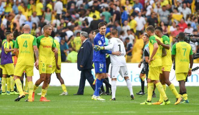 Foto: Ciprian Tătărușanu a apărat un penalty lui Mbappe. Insuficient însă, PSG a mers în finala Cupei Franței