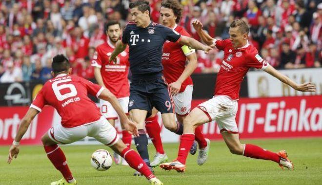 Foto: Victorie la scor pentru Bayern Munchen, în fața lui Mainz