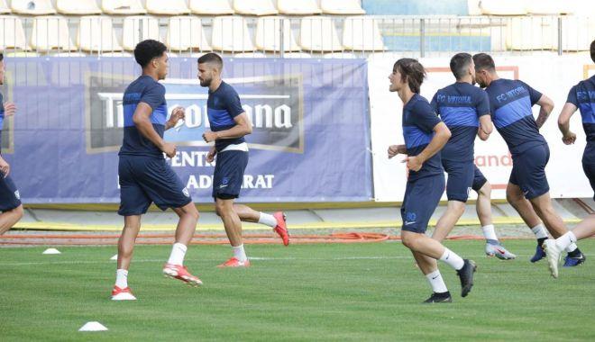 Foto: Fotbaliștii de la FC Viitorul, din nou testați pentru Covid-19