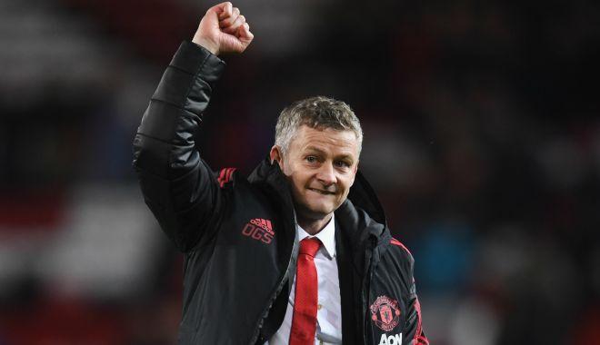 """Foto: """"Aceasta este Manchester United""""!"""