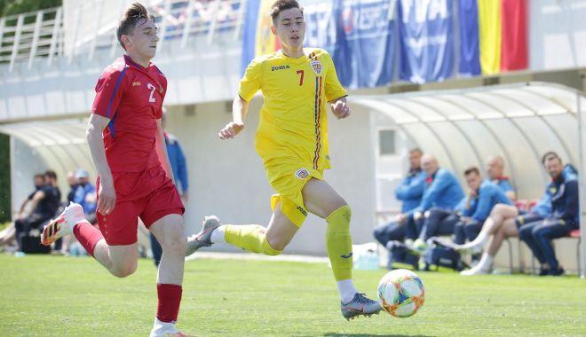 Fotbal / Adrian Mazilu și Adrian Caragea au marcat pentru România U16 în amicalul cu Moldova - fotbalmazilu-1620978987.jpg