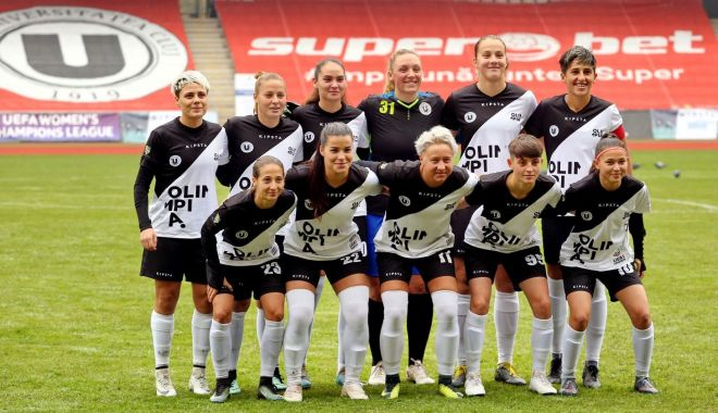 Fotbal feminin / Universitatea Olimpia, eliminată din Liga Campionilor - fotbalolimpia2011-1605876982.jpg