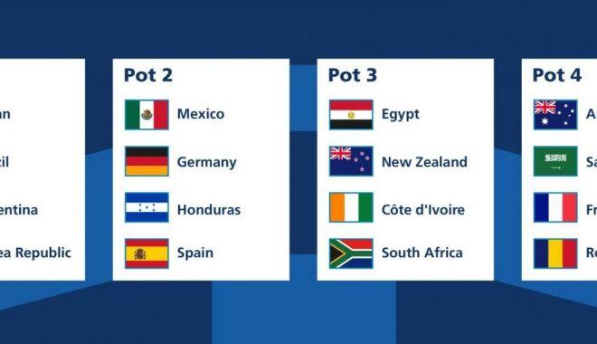 Fotbal / România, în urna a patra pentru tragerea la sorţi a grupelor turneului olimpic de la Tokyo - fotbalurna-1618650580.jpg