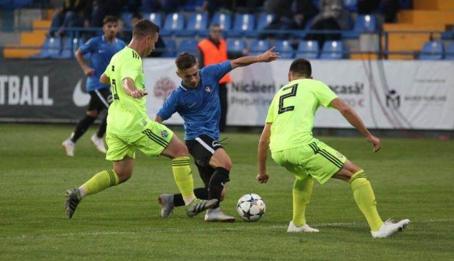 Foto: Înfrângere pentru FC Viitorul U19, în duelul cu Dinamo Zagreb, din Youth League