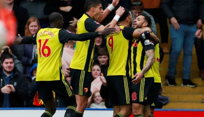 Foto: Watford s-a calificat în finala Cupei Angliei