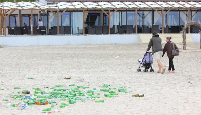 Foto: Fiasco în minivacanța de 1 Mai, pe litoral. Cine și de ce umflă numărul turiștilor veniți la mare