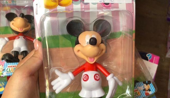 Foto: Atenție, părinți! Jucării periculoase în magazinele și tarabele de pe litoral