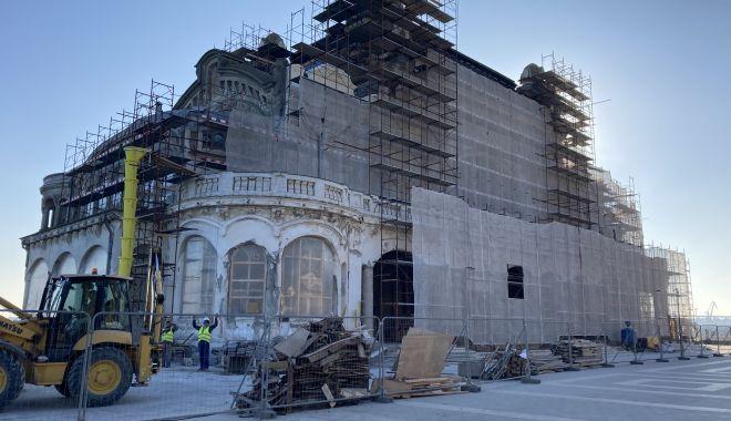 """Subsolul Cazinoului, transformat în muzeu. """"Este refăcută atmosfera de acum o sută de ani!"""" - fotofondcazino4-1606332016.jpg"""