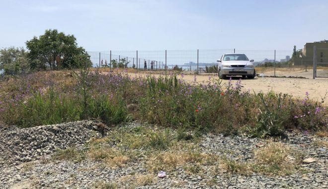 Foto: Constanța, cu spatele la mare! Fără locuri de parcare și fără drumuri de acces spre plaje