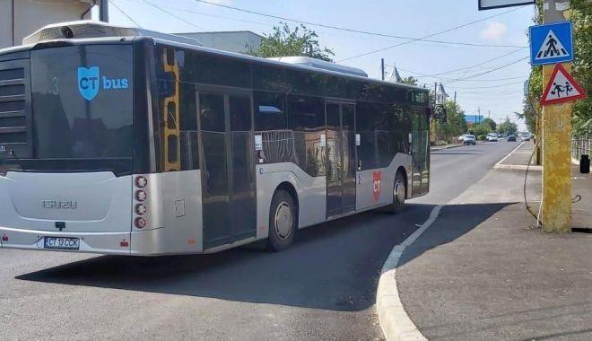 Foto: Autobuzele CT Bus ar putea circula și în Năvodari, Cumpăna, Ovidiu și Mihail Kogălniceanu