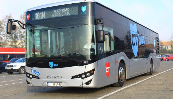 Călătoriile cu autobuzele CT Bus, din ce în ce mai simple. Se introduce un nou sistem modern de plată - fotofondctbus-1599846647.jpg
