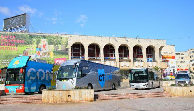 Expoziţie inedită la Casa de Cultură. Noile modele de autobuze ale CT BUS, prezentate constănţenilor - fotofondexpozitiectbus3-1600959243.jpg