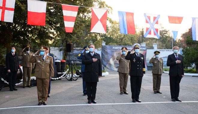 Aniversare la Forțele Navale Române. 160 de ani de la înființarea marinei militare moderne - fotofondfortelenavale1-1603457019.jpg