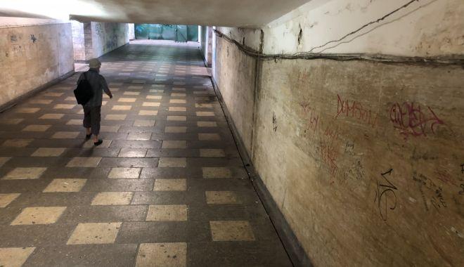 Foto: Mizerie și împuțiciune! Gara Constanța - o biată haltă într-un colț uitat de lume