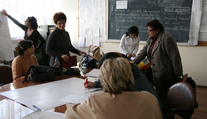 Foto: Grevă generală în învățământ!  Profesorii, îngrijorați de reducerile  de posturi și salariile în scădere