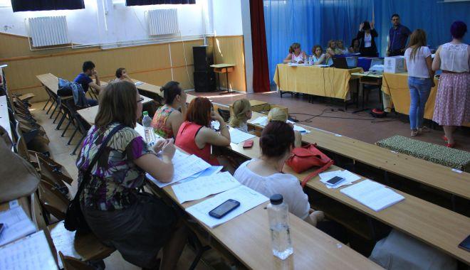 Foto: Începe repartizarea pe posturile din învățământ. Șase candidați, cu notă maximă, la titularizare