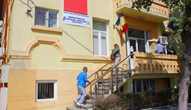 Foto: S-a reîntregit echipa de la ISJ Constanța. 15 inspectori școlari, avizați de minister