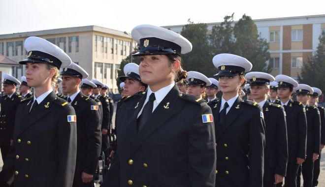 Foto: Vise împlinite! Legământ sacru pentru tinerii marinari militari