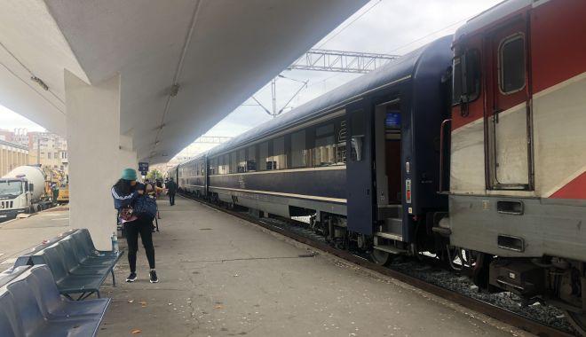 Se reaude glasul roților de tren! Reguli stricte pentru călători și bilete mai puține - fotofondladrum1-1591120600.jpg