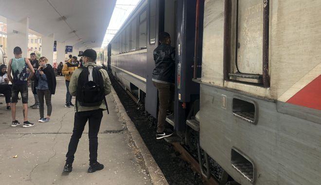 Foto: Se reaude glasul roților de tren! Reguli stricte pentru călători și bilete mai puține