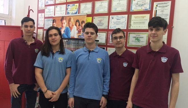 18 elevi ai Liceului Internațional  de Informatică din Constanța,  calificați la olimpiade naționale - fotofondlicinfo4-1522940642.jpg