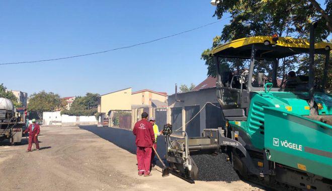 Foto: Parcări noi pentru constănțeni! 100 de locuri în zona Dacia
