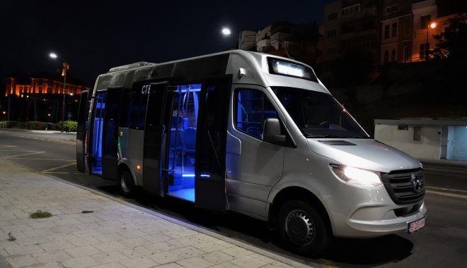 Minibuze CT Bus, în locul