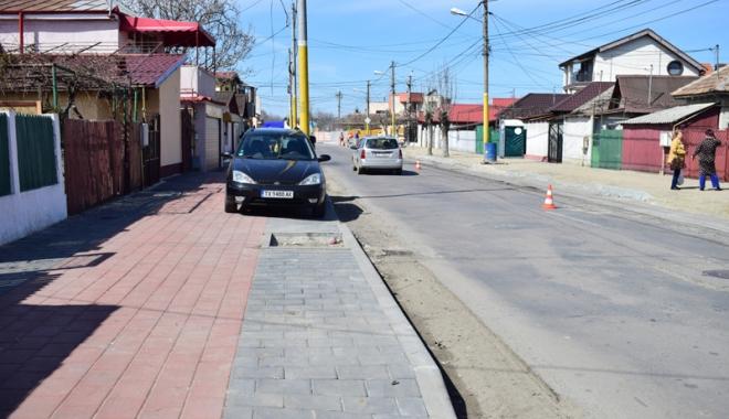Mare minune mare la Constanța! Strada Pandurului, transformată în bulevard - fotofondpandurului1-1490717475.jpg
