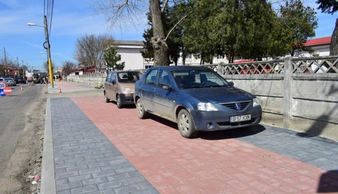 Mare minune mare la Constanța! Strada Pandurului, transformată în bulevard - fotofondpandurului5-1490717521.jpg